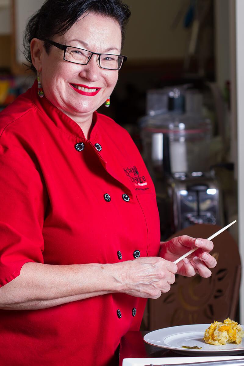 Chef Shirley Lang