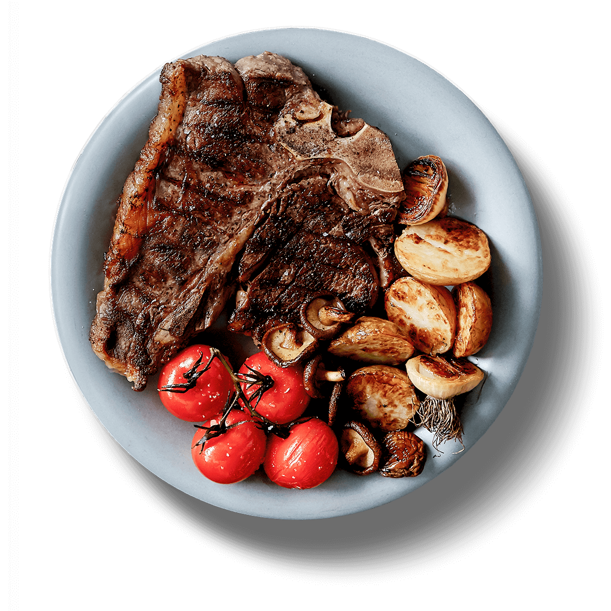 Steak from McBride
