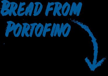 Bread from Portofino