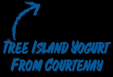 Tree Island yogurt from Courtenay