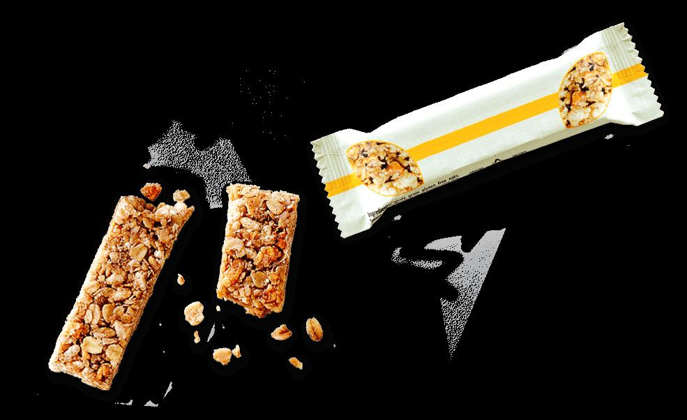 breakfast granola bar