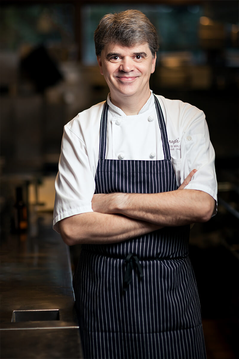 Featured Chef James Walt